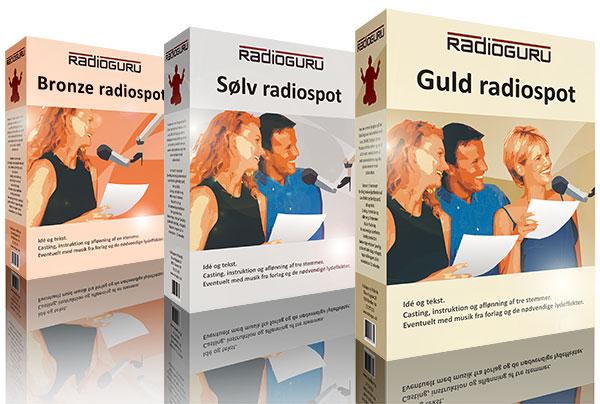 Radioreklame priser